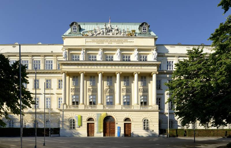 TU Wien main building